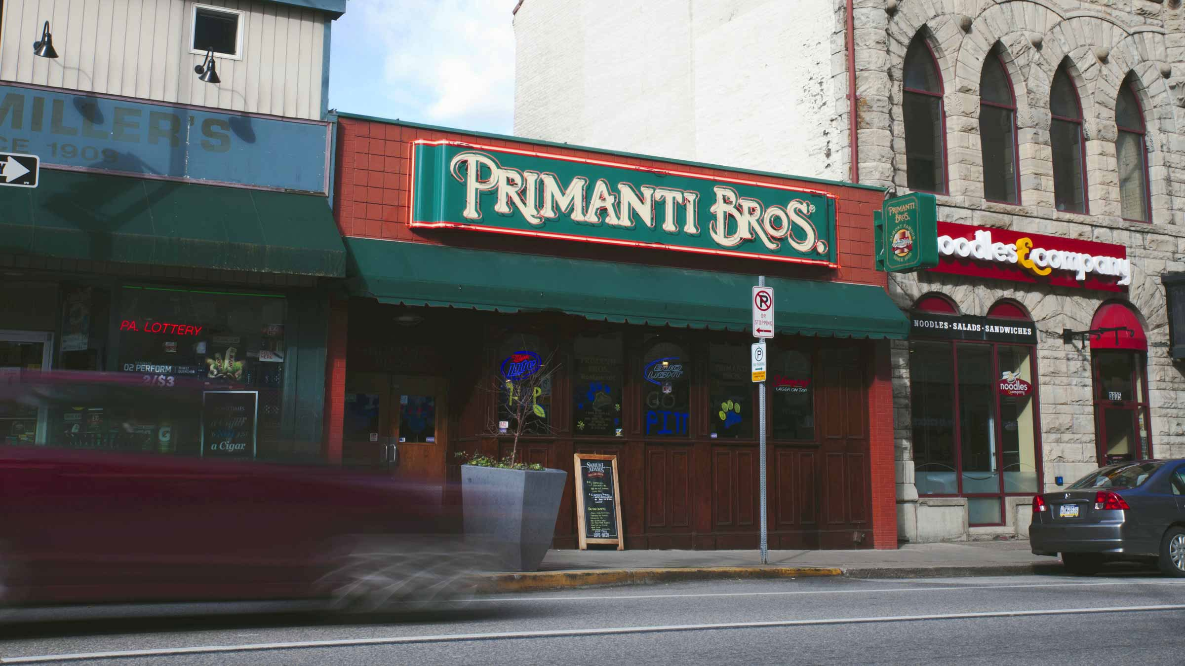 BG Primanti Oakland