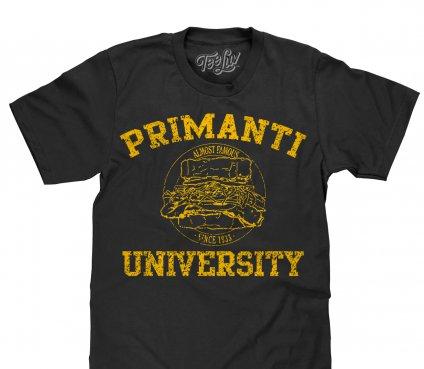 Primanti University Tee (Black)