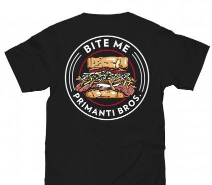 Bite Me Tee (Black)