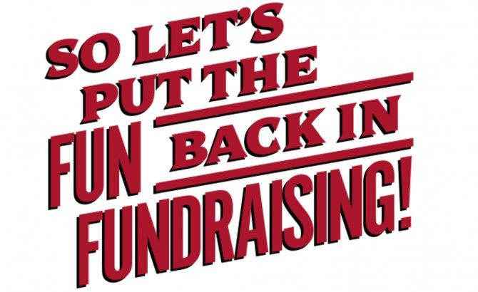 Fun Back In Fundraising