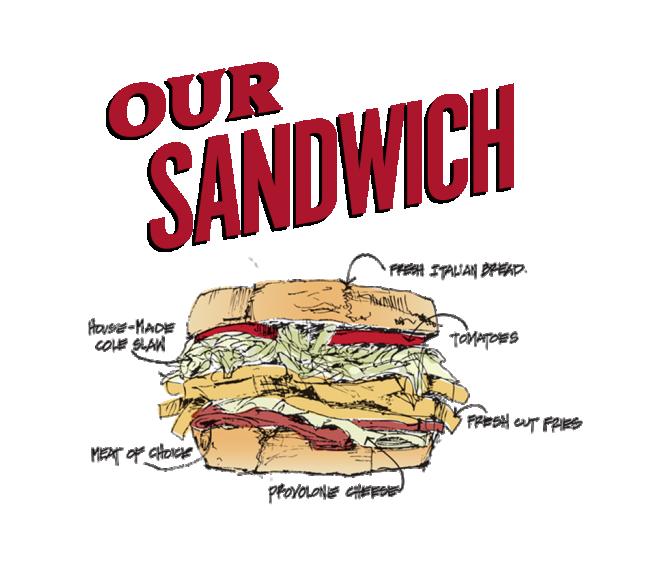 Our Sandwich